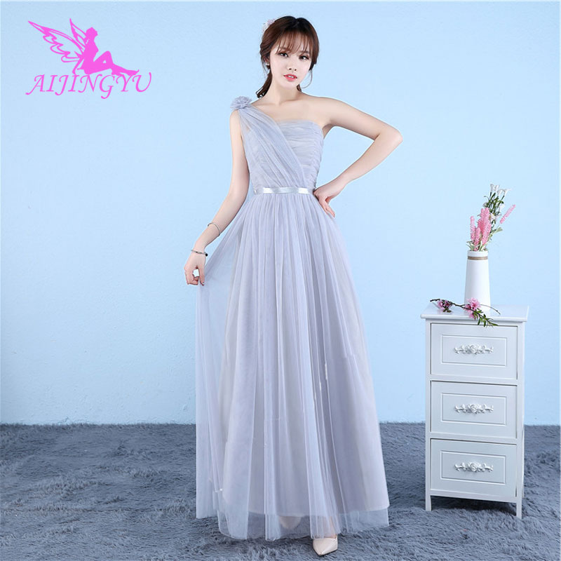 AIJINGYU 2018 fashion prom dresses women s gown wedding party bridesmaid  dress BN402 c4585cee6b4c