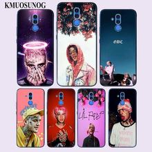 Transparent Soft Silicone Phone Case XxxTentacion Lil Peep Bo for Huawei Mate 20 10 Pro Lite