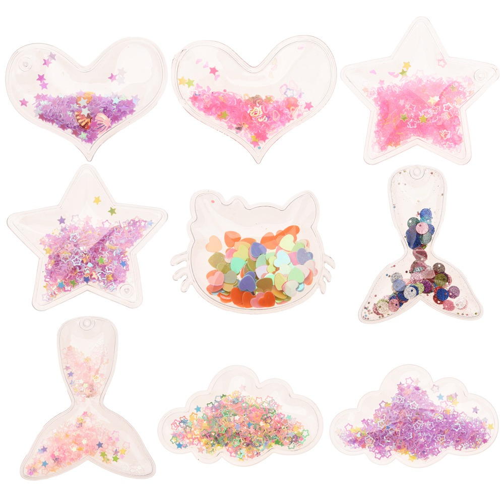 12PCS   Jelly Hair Accessories  Cute Hair Flowers  Boutique Headwrap Accessories For Hairclip Hair Bows