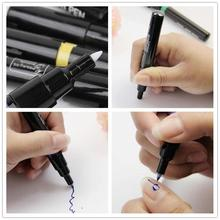 Practical Nail Tool Manicure Tools Beauty Makeup Accessories 5 Colors 3D Nail Painting Pen