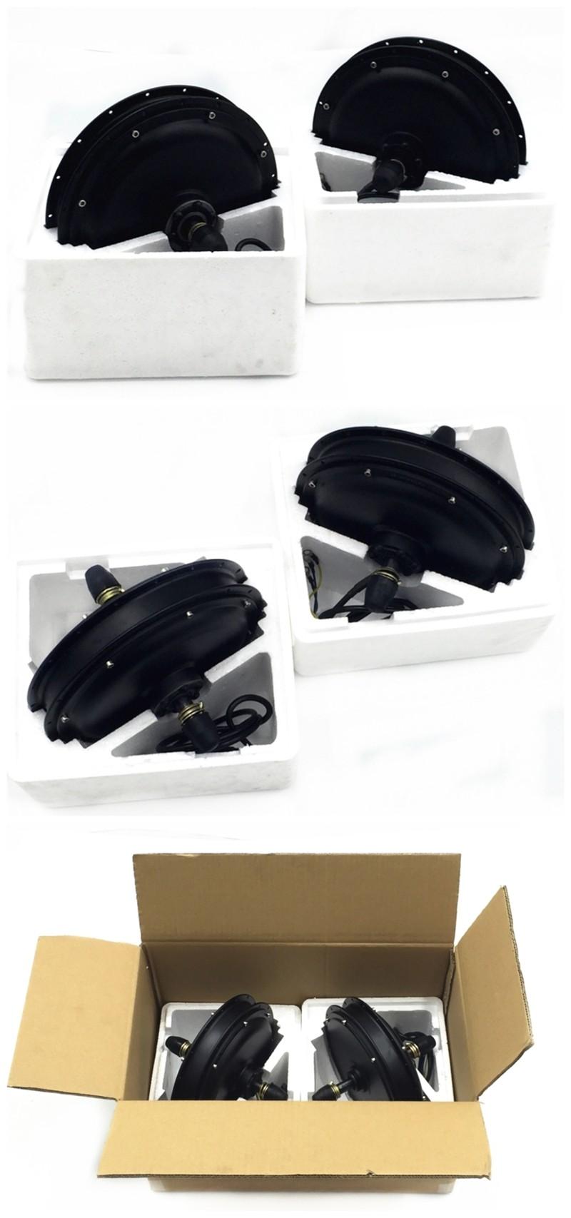 pacakge for 500w-1500w motor