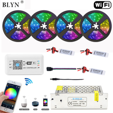 20M 15M RGB LED Strip Waterproof 5050 Tape Ribbon Light With