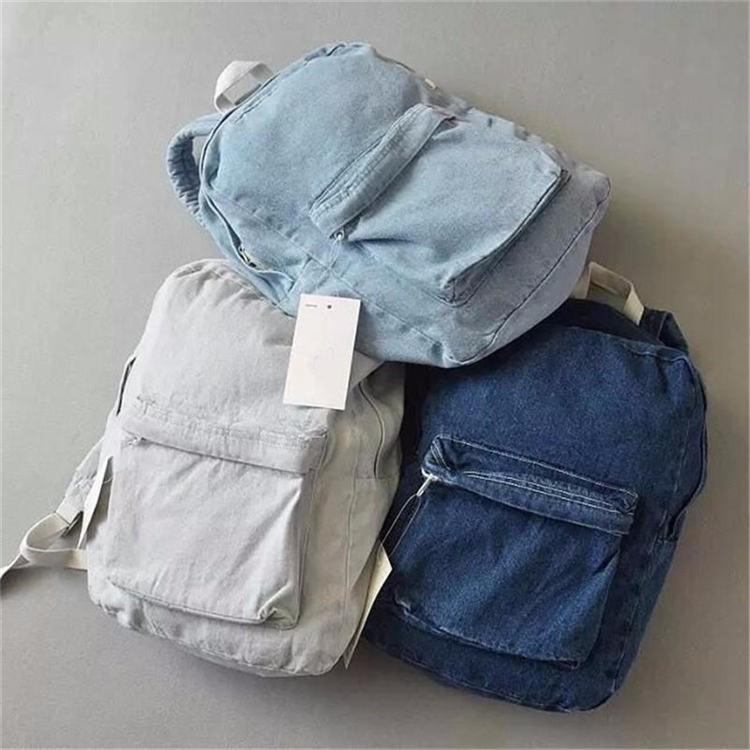 HTB16pEyKpXXXXbTXVXXq6xXFXXXV - Denim backpack school bags for girls deep blue and light blue
