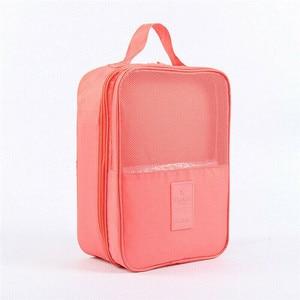 Image 5 - Taşınabilir seyahat ayakkabısı saklama kutusu Havalandırma Kılıfı Zip çanta düzenleyici 29 13 22c Ev Iç Çamaşırı Sıralama Çantası