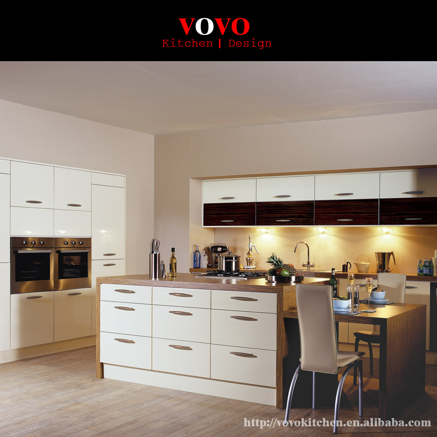 Kitchen Cabinets Uganda: Perfect Painted Kitchen Cabinet Island In Middle-in