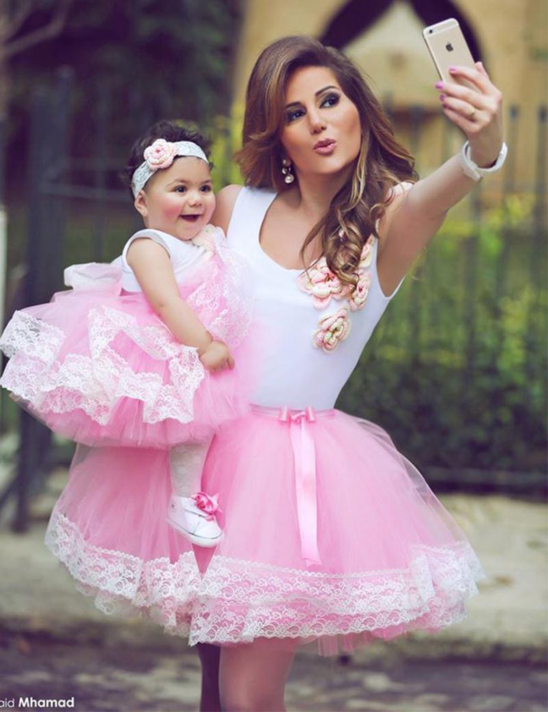 Vistoso Vestido De Fiesta Mama Casa Embellecimiento - Colección de ...