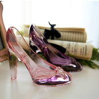 Women's crystal shoes Wedding Party Favors Gifts Family Friend Baby Souvenirs Unusual Birthday Valentines Day Gift Festive Party