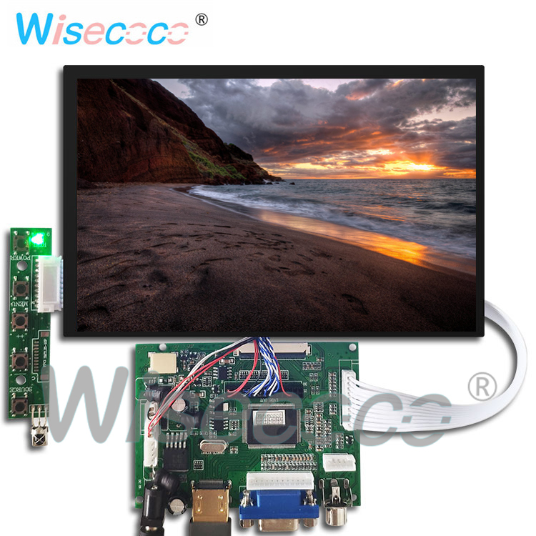 For <font><b>Raspberry</b></font> <font><b>Pi</b></font> 7-inch HD <font><b>display</b></font> N070ICG LD1 1280 * 800 with HDMI VGA 2AV 39PIN control driver board image