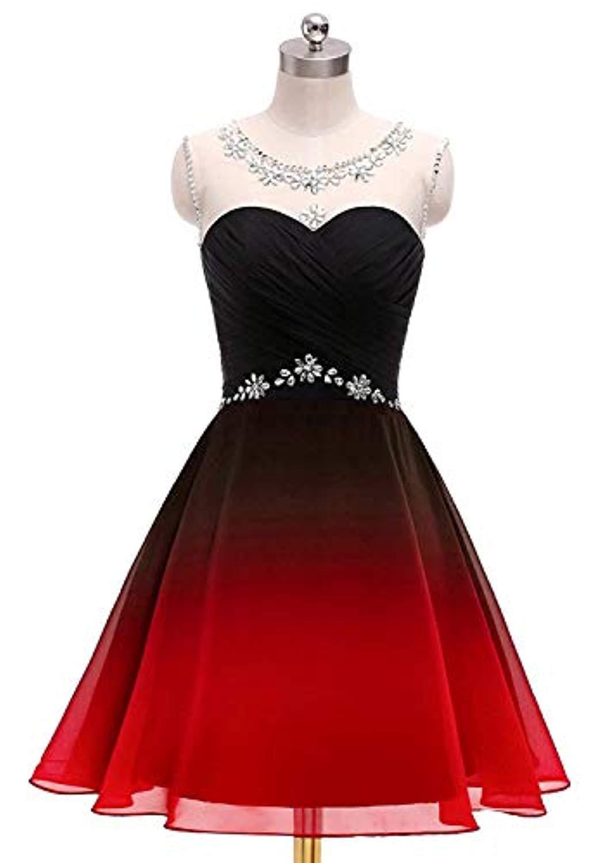 Explosive Gradient Chiffon Strapless Short   Evening     Dress   Female Formal   Dress   Women Elegant Special Occasion   Dress   Plus Size