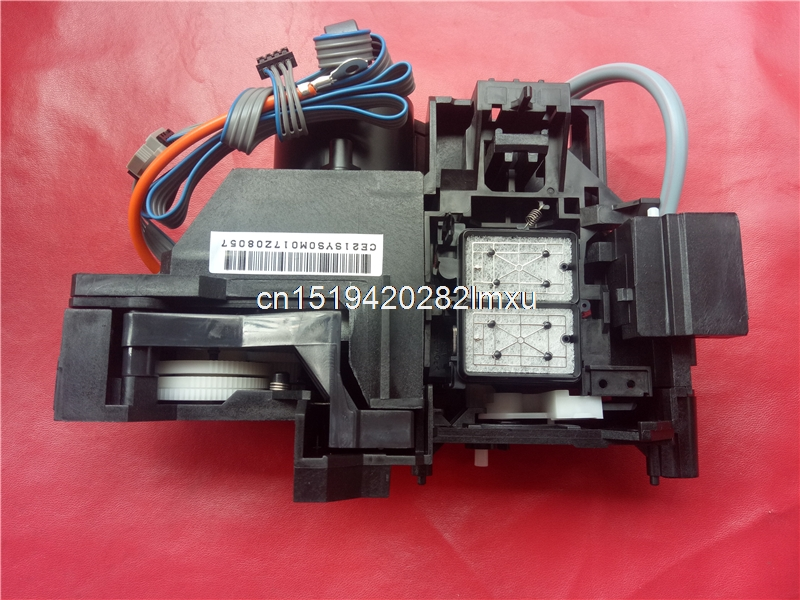Free shipping New and original Capping Station Ink Pad for Epson P600 P602 P603 P605 P606 P607 P608 Printer Pump assembly 100% new and original xgf po3h xgf p03h ls lg plc special module positioning module