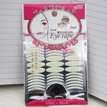 Invisible double eyelid tape 81 pairs/bag Eye Charm Double Eyelid Tape Sticker Trial Makeup Tools Beauty Essentials Eyelid Paste