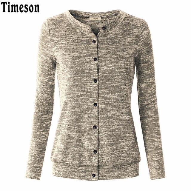 Timeson Single Breasted Hoodies Sweatshirt Women 2018 Autumn Casual Loose Fleece Sweat Femme Long Sleeve O Neck Hoodie Ladies