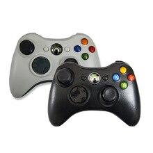 Беспроводной джойстика геймпад для Xbox 360 Беспроводной контроллер Джойстик для официальный Microsoft Win8 Xbox игровой контроллер