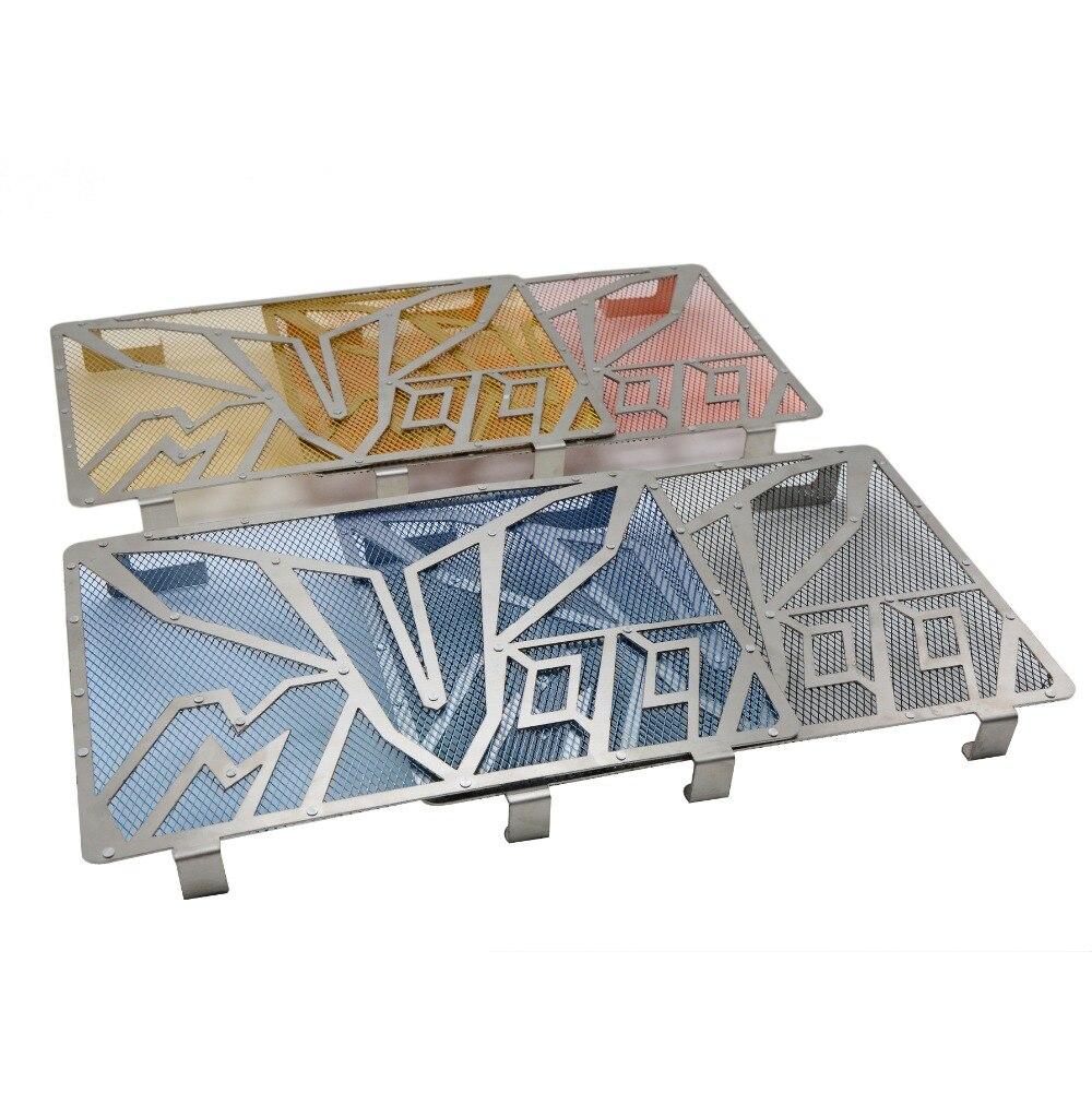 Accesorios de bicicletas de aluminio rejilla del radiador protector para yamaha