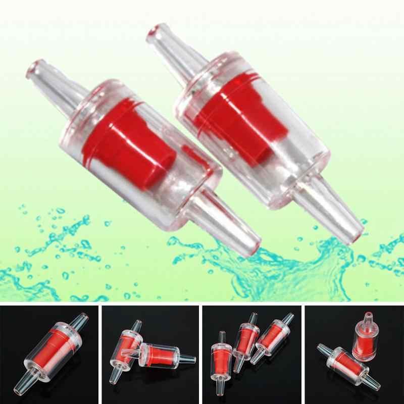 1 قطعة طريقة واحدة تحقق صمامات ل حوض السمك مضخة هواء الطيران Co2 نظام الناشر 45*15*4 مللي متر