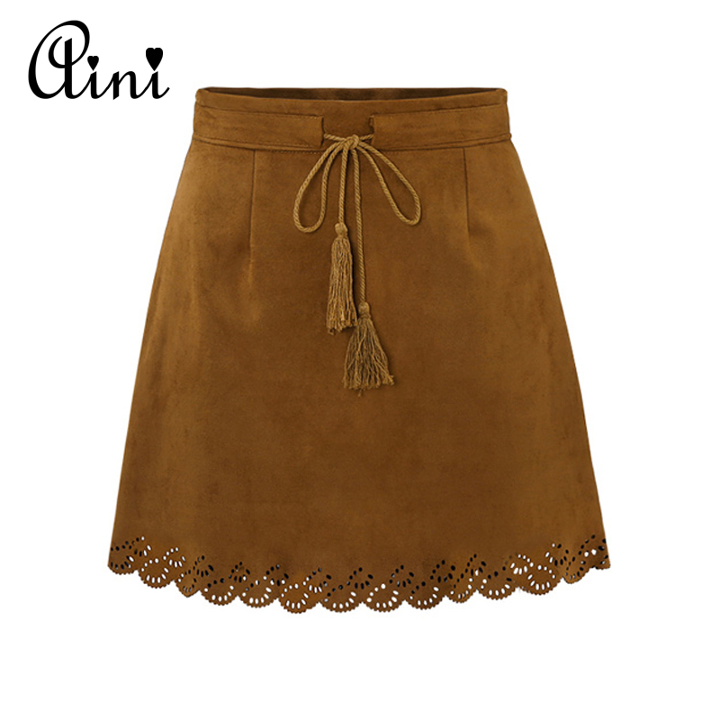 brown skirts for women page 6 -