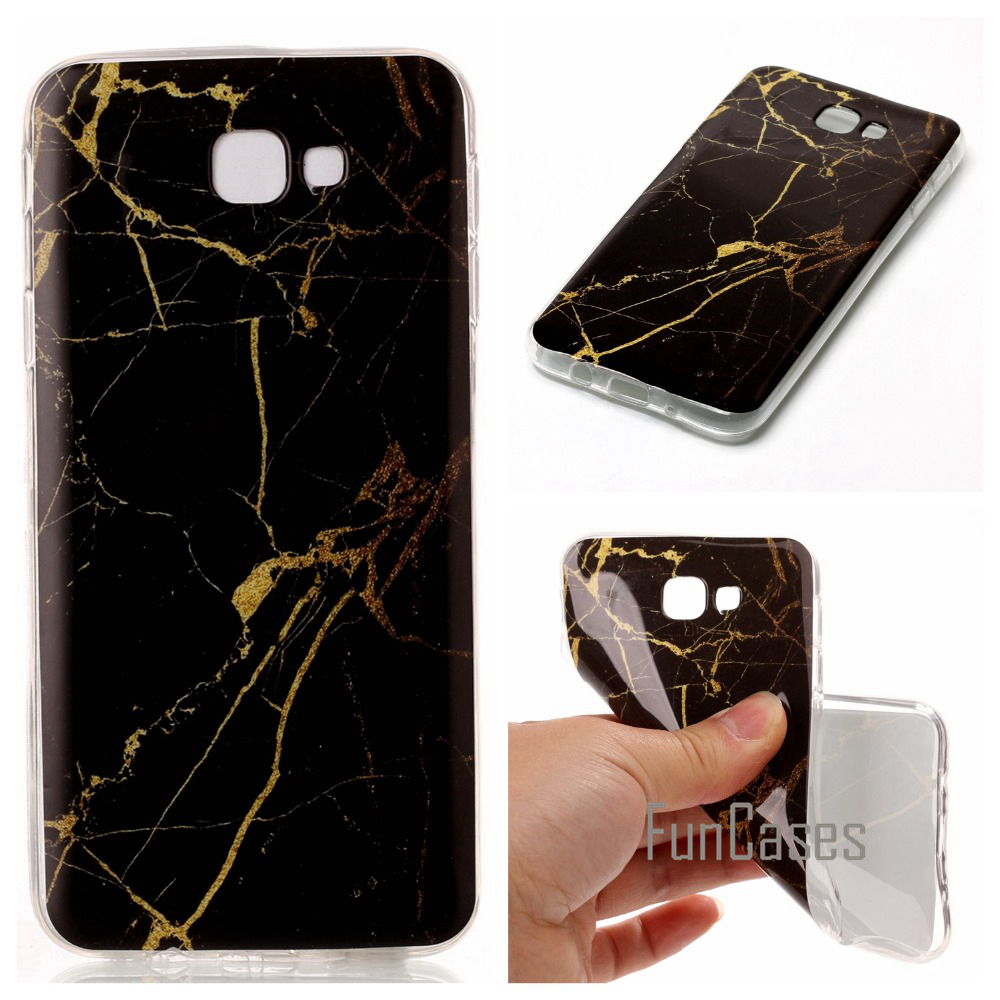 Silicone Marble Vein Case For fundas Samsung Galaxy J7 Prime Case J7 Prime G6100 5.5 inch sam sang positivo glaxey telepono