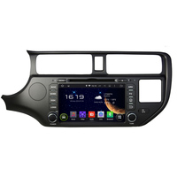 Android 7.1 Car Stereo GPS Navigation Sat Nav 3G CD player MP3 Player Bluetooth HDMI Radio Car Multimedia Player for KIA K3 RIO