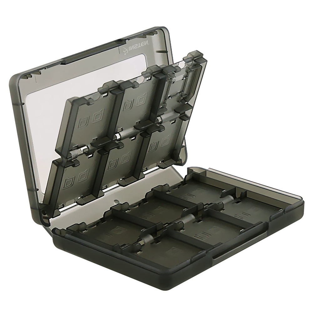 28-in-1 Game Card Case Cartridge Storage Solution Box For Nintendo DS / DS Lite / 3DS / 3DS XL/LL