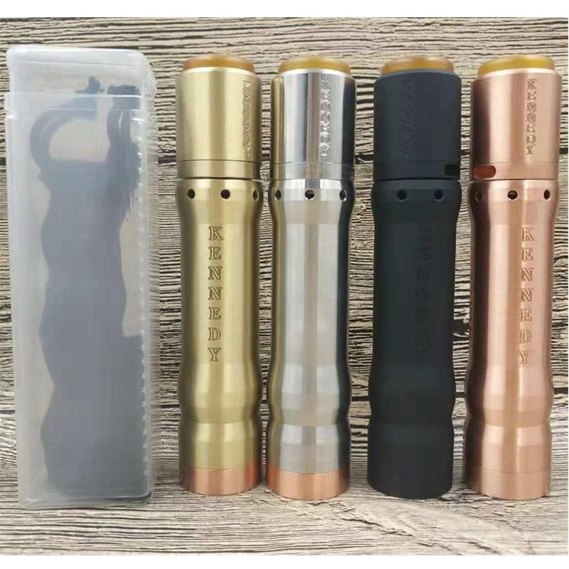 Clearance Kennedy Vindicator mod kit 1 1 26MM diameter 510 Mechanical Mod Fit 18650 20700 21700 Battery Vape pens mod Kits in Electronic Cigarette Mods from Consumer Electronics