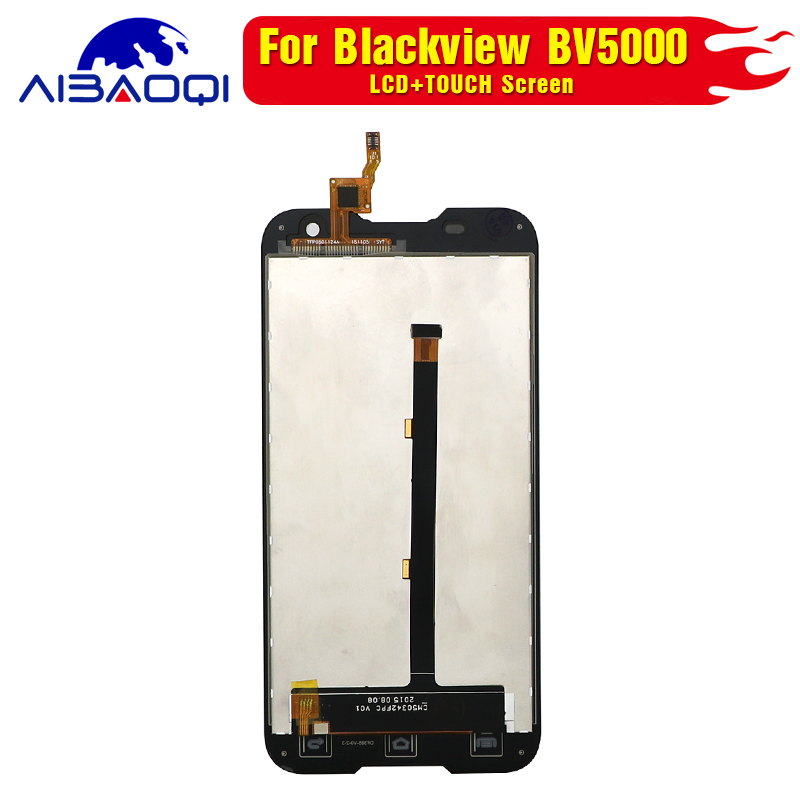 100 Original Blackview BV5000 LCD Display Touch Screen 1280X720 5 0inch Assembly For Blackview BV5000 Tools 100% Original Blackview BV5000 LCD Display + Touch Screen 1280X720 5.0inch Assembly For Blackview BV5000+Tools+3M Adhesive