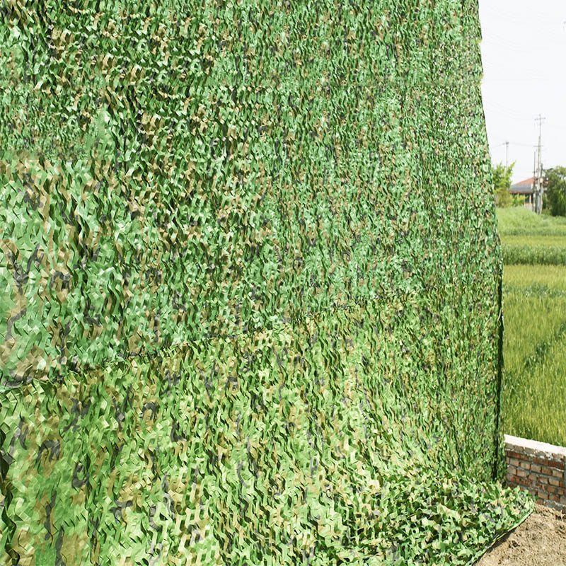Aqumotic Green Unique Wall Sticker Shade Cloth For Plants Shading Net Outdoor Garden Camouflage Net Blue Security Net Army