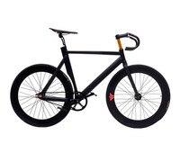 Fixed Gear Bike 53cm 55cm 58cm Frame Muscular Aluminum Alloy Frame Bicicleta Customize Track Bicycle 700C
