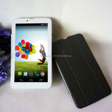 7 Дюймов 3 Г Android Tablet PC Tab Pad Dual Core 16 ГБ хранения Dual SIM Карты WI-FI Bluetooth GPS OTG Дешевый 7 «Phablet