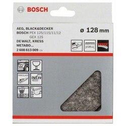 BOSCH 2608613009 Disc buff vilt medium 128mm