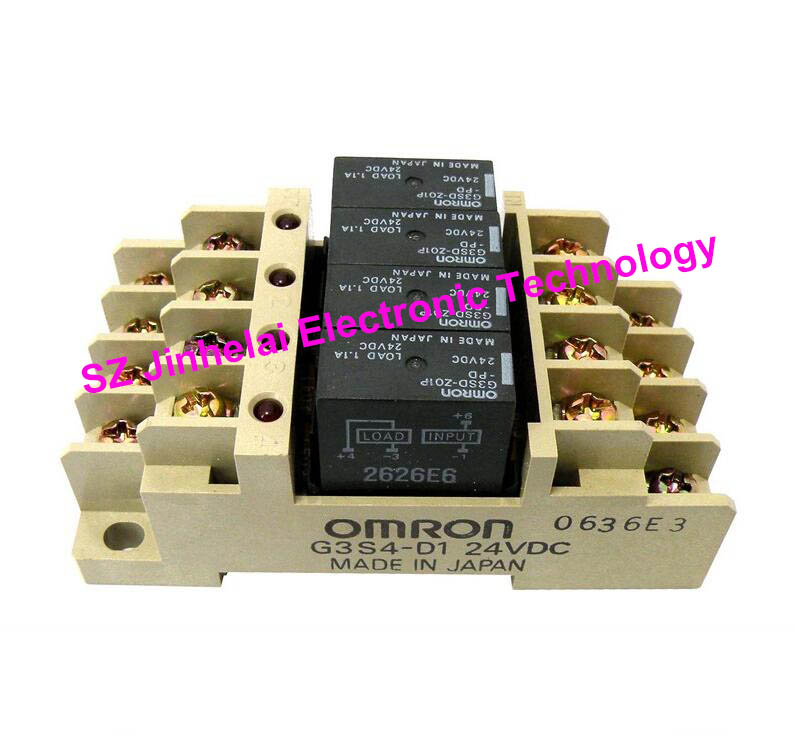 OMRON G3S4-D1 DC24V New and original TERMINAL RELAY 24VDC sweet years sy 6285l 13