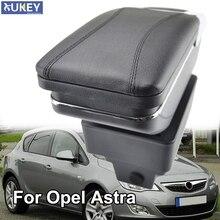 Opel Vauxhall Astra J 암 레스트 용 팔걸이 회전식 스토리지 박스 장식 자동차 스타일링 2009 2010 2011