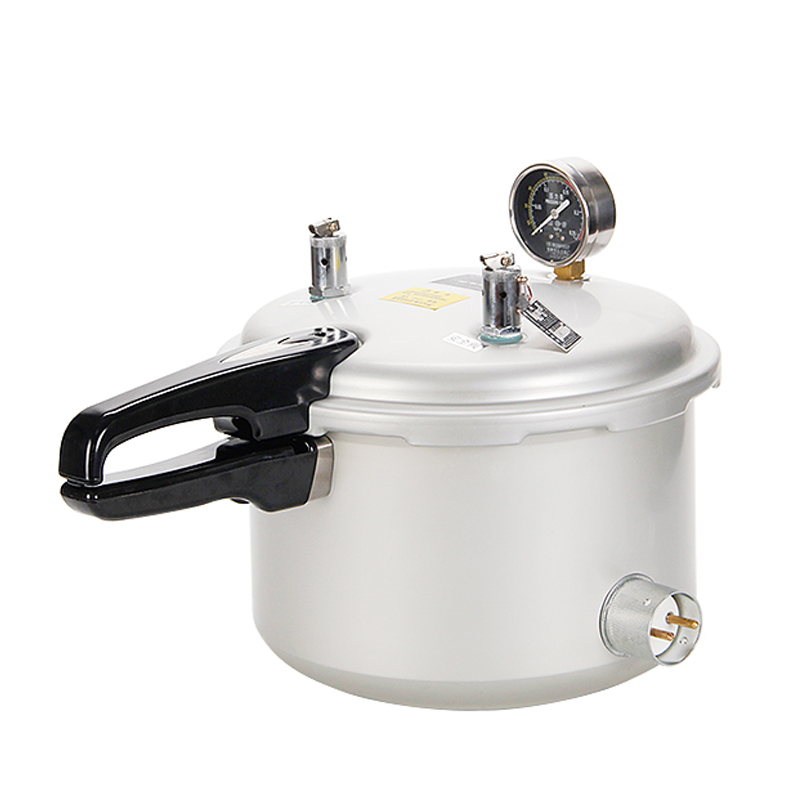 Pressure steam sterilizer portable high temperature autoclave small vertical medical sterilizer