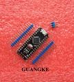 1 шт. Nano V3.0 ATmega168P CH340 MicroUSB Совместимый для Arduino Nano V3.0 (вуз)