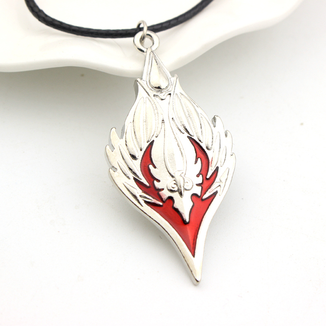 Free Shipping New Fashion Wow Blood Elf Necklace World Of Warcraft