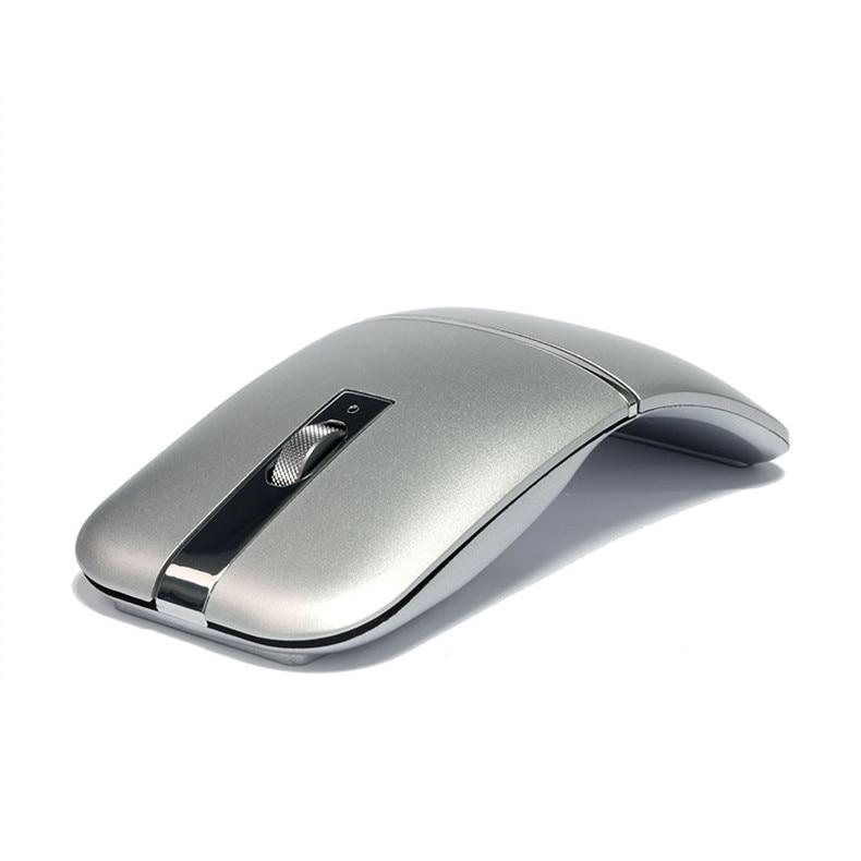 2.4G Nouvelle souris sans fil applicable à mac souris Ordinateur Portable ordinateur de bureau Bureau De Charge Sans Fil Tournant Souris Cadeau D'affaires