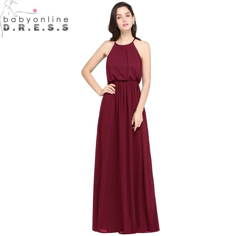 Robe de Soiree Longue Cheap A Line   Evening     Dress   Long Real Image   Evening   Gowns Chiffon Formal Long Party   Dress   Women