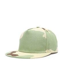Fashion Desert Camouflage Cap Men Hip Hop Hat Mens Hats Adjustable Cotton