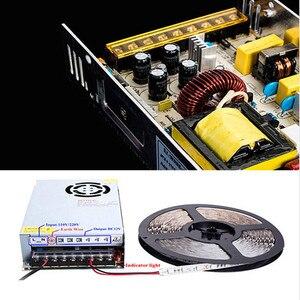 Image 4 - Chiếu sáng Biến Áp 1A 2A 3A 5A 10A 15A 20A 30A 40A 50A 110 265 v để 12 v LED điều khiển cung cấp điện chuyển đổi adapter đối với LED strip