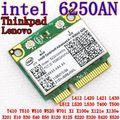Intel Avançado-N 6250 ANX WiMAX wifi 2.4G/5G 300 Mbps 622ANX 60Y3195 T410 X201 X201i T510 W510 W701