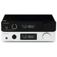 TOPPING DX7 Full Balanced DAC DSD USB Headphone Amplifier Decoder 32BIT 384KHz ESS9018K2M 2 XMOS TPA6120