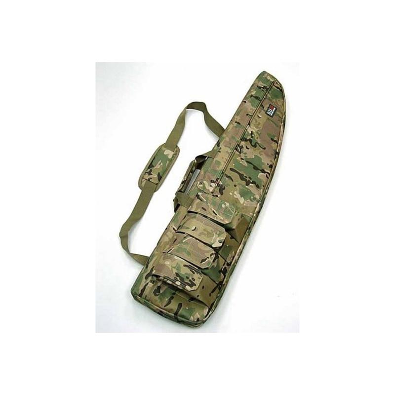 Tactical Gun Bag 1.2M Heavy Duty Tactical Gun skluzu Bevel Carry Bag Rifle Case Pouzdro na rameno pro lov Velkoobchod