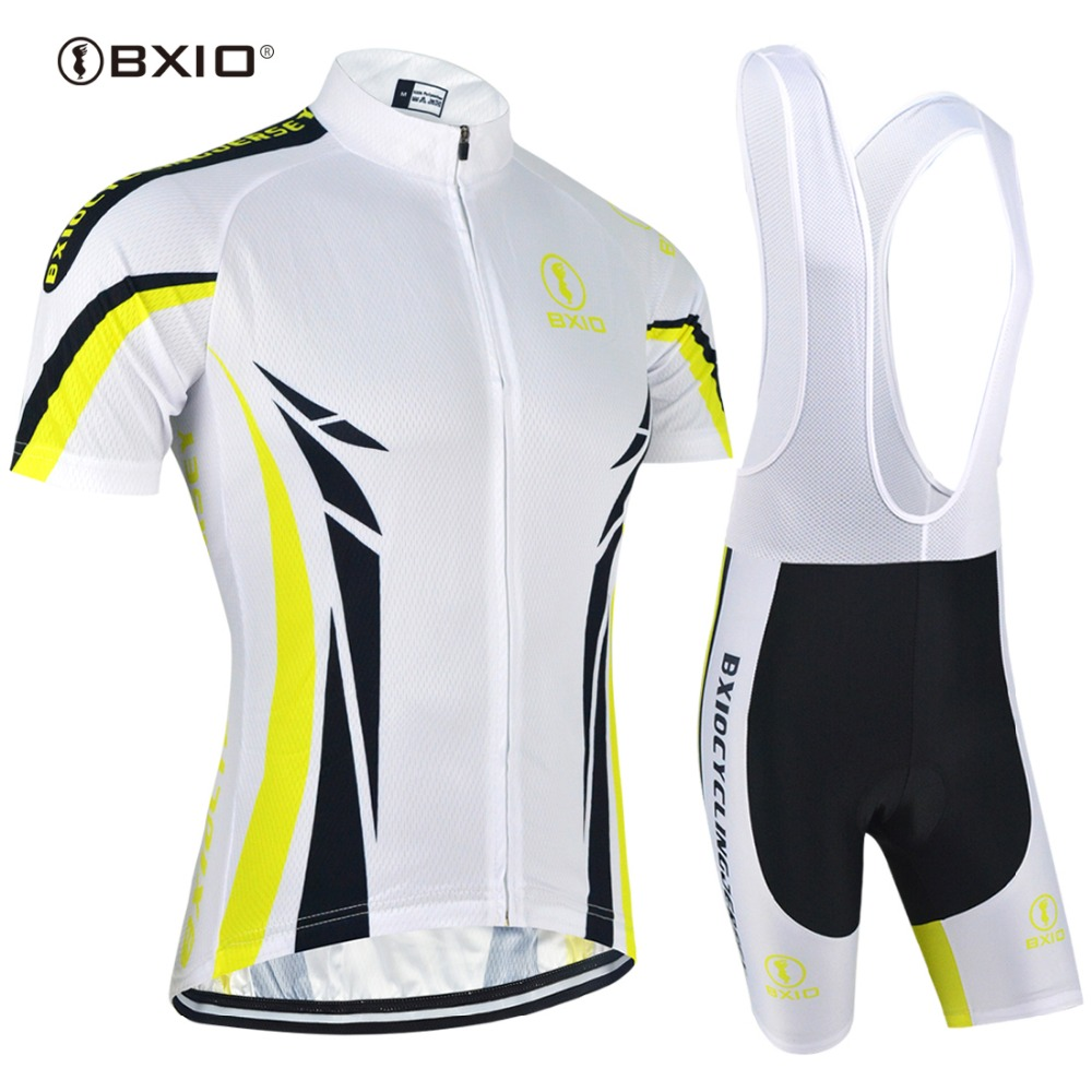 BXIO Cycling Jersey Sets Women Ropa Ciclismo Mujer Pro Mountain Bike Bicicleta Short Sleeve Summer Style Hot Sale Clothing 086