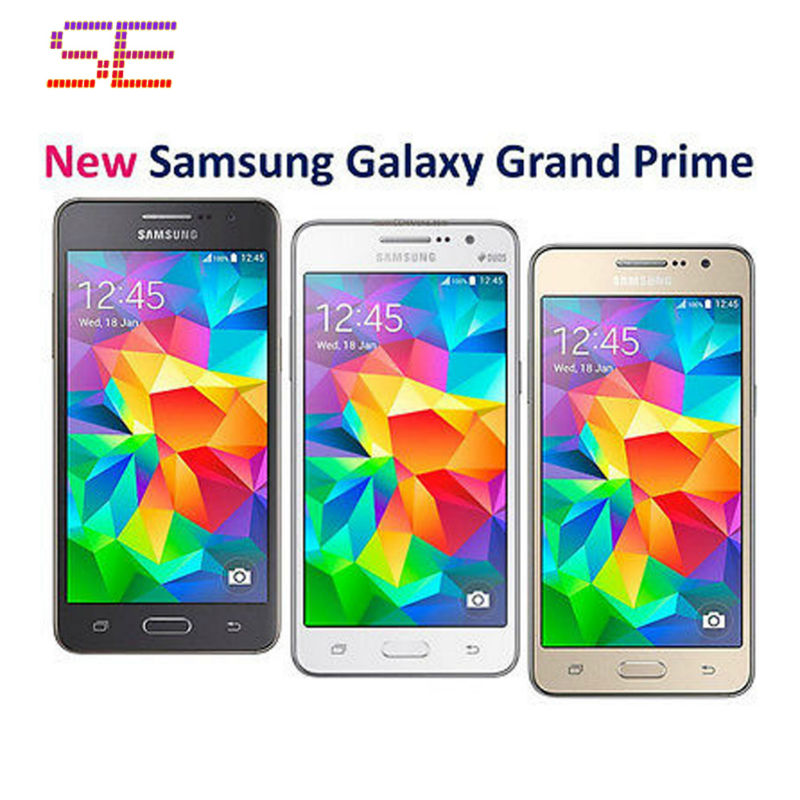 2016 Refurbished Unlocked Cell Phone Original Samsung Galaxy Grand Prime G530 G530H Ouad Core Dual Sim