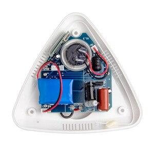 Image 5 - SS07 Wireless Alarm Flash Sound Light Siren Sensor for G90B Plus G90B 3G S5 S1 Home Security  outdoor siren