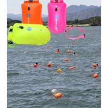 Большой размер ПВХ Водонепроницаемый плавать буксировочный поплавок плавать ming Buoy безопасности поплавок надувной флотационный воздушный мешок