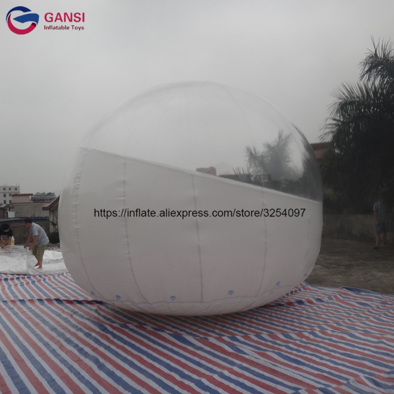 inflatable clear tent29