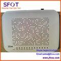 Zte f600 zxhn gpon onu red óptica, con 4 puertos ethernet, sin voz olla, aplica a modo de FTTH, versión 3