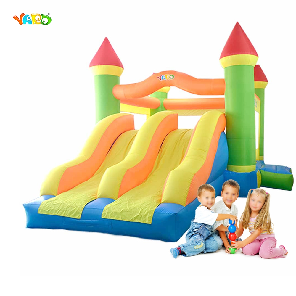 YARD Top Selling Inflatable Bounce House Kids Bouncy Castle Jumper Outdoor Trampoline Special Offer for Asia