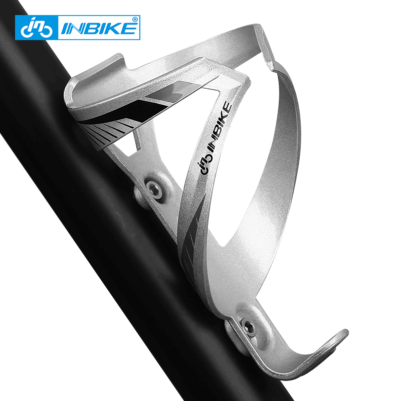 INBIKE Bike Ultra Light MTB Road Bicycle Bottle Holder Bike Mountain Cycling Fixed Gear Water Bottle Cage Riding HandleBar Mount