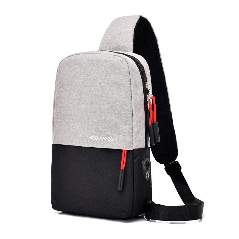BLACK8331 Lizer Relaxion Unisex Backpack